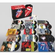 Rolling Stones - Studio Albums Vinyl Collection 1971-2016 - 180 Gram Vinyl, Limited Edition, Boxed Set, Remastered - Box Lp Importado
