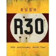 Rush - Deluxe Edition 2dvd+2cd - R30-30th Anniv.
