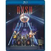 Rush - R40 Live - Blu ray
