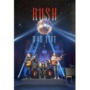 Rush - R40 Live - Blu ray+cd