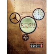 Rush:Time Machine 2011 - Blu Ray