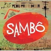 Sambo - Pediu Pra Sambar - Cd Nacional