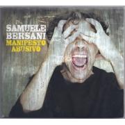 Samuele Bersani - Manifesto Abusivo - cd Importado