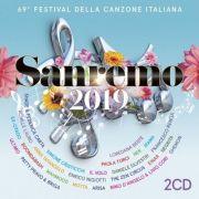 Sanremo 2019 - 2 Cds Importados