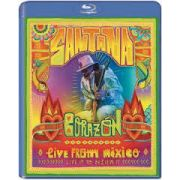 Santana - Corazon: Live from Mexico - Blu Ray Duplo Cd