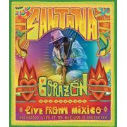 Santana - Corazon Live From Mexico Dvd