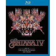 Santana Iv - Live At The House Of Blues Las Vegas - Blu Ray Importado