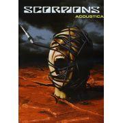 Scorpions - Acoustica - Dvd Importado