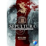 Sepultura-Metal Veins Alive At Rock - Dvd Importado