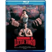 SHOWDOWN IN LITTLE TOKYO - Blu ray Importado