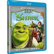 Shrek Blu Ray 3 D + Blu Ray - Blu Ray Nacional