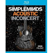Simple Minds - Acoustic in Concert - Blu ray Importado