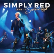 SIMPLY RED LIVE IN SWITZERLAND 2010 - DVD NACIONAL
