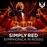 Simply Red - Symphonica In Rosso (live At Ziggo Dome Amsterdam) - Cd+Dvd Importado