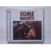 Some Nights - Cd Nacional