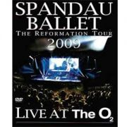 Spandau Ballet - The Reformation Tour 2009 Live At The O2- Dvd