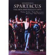 Spartacus - The Bolshoi Ballet 1977 - Dvd Importado