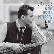 Stan Getz  & Oscar Peterson Trio (Cover Photo Jean-Pierre) - Lp Importado