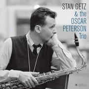Stan Getz  & Oscar Peterson Trio (Cover Photo Jean-Pierre) - Lp Importado