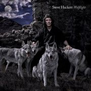 Steve Hackett - Wolflight Cd+br