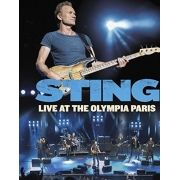 Sting - Live at the Olympia Paris - Dvd Importado