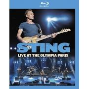 Sting - Live At The Olympia Paris - Blu ray Importado