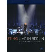 Sting - Live In Berlin - Blu Ray Importado