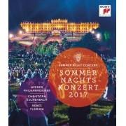 Summer Night Concert 2017 -  Sommernachtskonzert 2017 - Blu Ray Importado