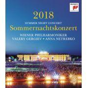 Summer Night Concert 2018 -  Sommernachtskonzert 2018 - Blu Ray Importado