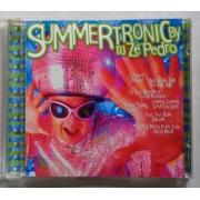 Summertronic Dj Zé Pedro - Cd Nacional