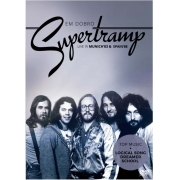 SUPERTRAMP EM DOBRO LIVE IN MUNICH'83 E SPAIN'88 - DVD NACIONAL