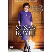Susan Boyle - From Pain To Fame - Dvd Importado