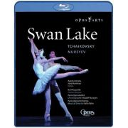Swan Lake -  Rudolf Nureyev, Agnès Letestu, Paris Opera Ballet - Blu ray Importado