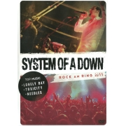 SYSTEM OF A DOWN ROCK AM RING 2011- DVD NACIONAL