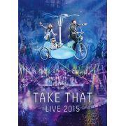 Take That/III-2015 - Dvd