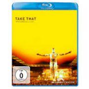 Take That - Progress Live Blu Ray