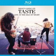 Taste - What's Going On Taste Live At The Isle Of Wright - Blu Ray Importado