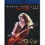Taylor Swift - Speak Now: World Tour Live - Blu Ray Importado