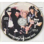 THE CULT - 1992 Interview Picture Disc - CD IMPORTADO
