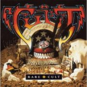 THE CULT - Best of Rare Cult - CD importado