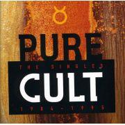 The Cult -  Pure Cult The Singles - CD IMPORTADO
