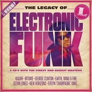 The Legacy Of Electronic Funk - Various - 3 Cds Importado