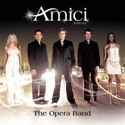 The Opera Band - Amici Forever - Cd Nacional