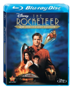 The Rocketeer Anniversary Edition - Blu ray Importado