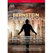 The Royal Ballet - Bernstein Celebration - Dvd Importado