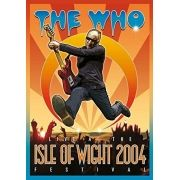 The Who Live at the Isle of Wight Festival 2004  - Blu Ray Importado