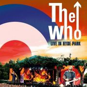 The Who Live In Hyde Park - Box Blu Ray + DVD + 2 CDS Importados