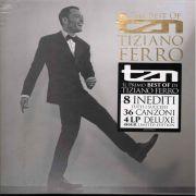 Tiziano Ferro -Tzn-Best of Tiziano Ferro - Limited Edition - 4 Lps Importados