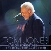 Tom Jones - Live On Soundstage - Blu ray Importado