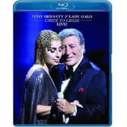 Tony Bennett & Lady Gaga - Cheek To Cheek Live! - Blu-Ray Importado
